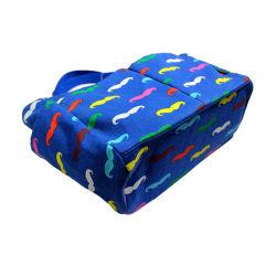 Portátil duradero prácticos pañales moda salidas diarias mamás papás momia bolso
