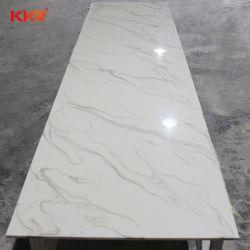 Искусственного камня шаблон текстуры и 100% чистого изменения твердой поверхности акрилового волокна