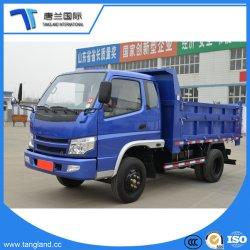 2,5 toneladas Lcv Dumper/Mini/Small/Volquete/Luz/transporte de carga y Volquete con motor Weichai