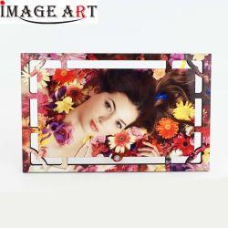 La transferencia de calor la impresión de sublimación de MDF en blanco el marco de fotos de regalo de boda