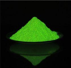Brilha no escuro pigmento fluorescente em pó