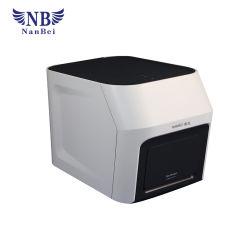 Медицинская проверка вирусов в режиме реального времени Cycler Профессиональный температурный градиент PCR