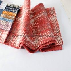 Alta Qualidade Face dupla Fabric-Big Lã Fios do ventre