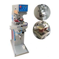 Automatische Auflage-Drucken-Maschine der Flaschenkapsel-Drucken-Maschinen-/zwei Farbe