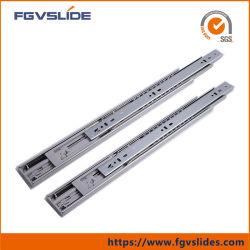 Fgvslide hardware Armario 45mm Accesorios para muebles telescópicos Cajón de rodamiento de bolas Accesorios para muebles de cocina de diapositivas