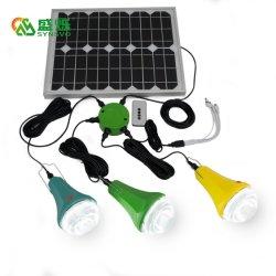 Солнечная Лампа Mini открытый внесетевых Переносные прожекторы с номером телефона зарядка аккумуляторной батареи