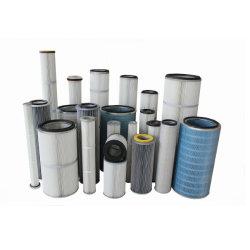 Substituição do filtro de OEM P527078 torit donaldson coletores de pó cartuchos de partes separadas do cimento do filtro de ar para a purificação do ar system