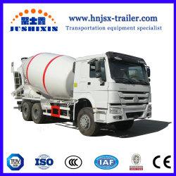 Howo 6X4 10 8m3/10m3 Capaciteit Beton Mixer Truck/Beton Mengtruck