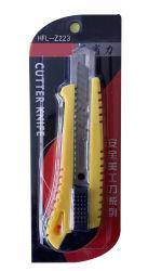 18mm Briefpapier-Scherblock-Messer für School& Bürozubehör