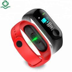 Menos de USD5/PC Regalo reloj de pulsera Bluetooth Smart digital resistente al agua Deporte Pulsera con la función de Monitor de Ritmo Cardíaco de la presión arterial monitor del sueño