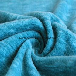 Effet d'impression de cations Micro, une veste polaire tissu (vert foncé)