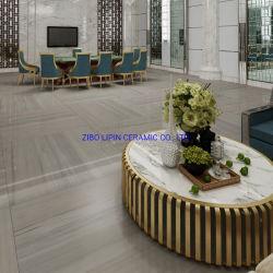 Глянцевый серый деревянные мраморным полированным фарфора плитками на полу