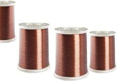 IEC 60317-15 180 Polyesterimide AWG 16/1.291мм эмалированные алюминиевый провод обмотки возбуждения