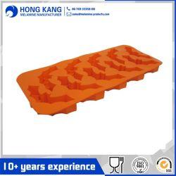 Silicone Venda quente Bat Cube gelados do molde de bandeja