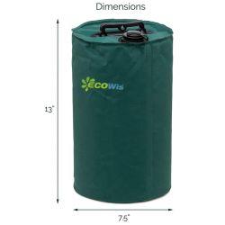 10L de opvouwbare Zakken van het Gewicht van het Water voor het Verankeren van de Tenten van Luifels