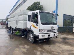 FAW Rhd Street Sweeper Lavagem do veículo com a homologação para a África do Sul