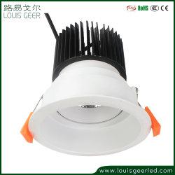 製造の省エネSMD 10W-20W GU10 Dimmable LEDの球根220V AR111 LEDのスポットライトライト