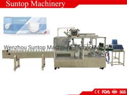 Ungüento de la máscara totalmente automática Máquina de embalaje Caja de tubo de pasta de dientes/ Mercancía Cartoning Máquina con Seaing