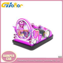 Детей в квадратных электронные магазины дети Аркады Игра Dodgem плавностью хода машины бампер автомобиля гоночная игра работает от батареи бампер автомобиля для продажи