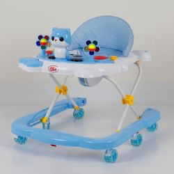 Bebê Coelho Walker Bebé Anti-Rollover Multifuncional Equilíbrio carro desportivo para crianças Brinquedos Pn-04