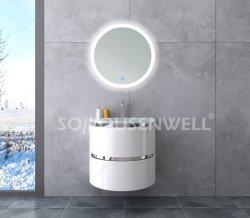 Housenwell 새로운 디자인 Housenwell 고정되는 작은 PVC 목욕탕 내각