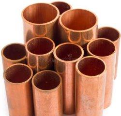 Importation de haute qualité à bas prix AC tuyau en cuivre C2400 300mm de diamètre de tuyau en cuivre