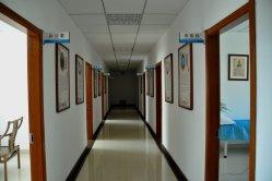 Masque chirurgical médicaux jetables utiliser pour l'hôpital et unité de soins intensifs ICU