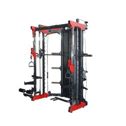Palestra professionale Flying Bird Smith palestra multifunzionale Large Attrezzatura commerciale per il fitness Gantry