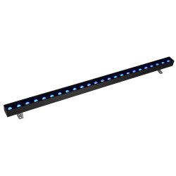 Стены шайбу RGB LED RGBW линейный штрих-используйте внешний мост в освещение