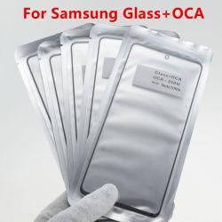 ホールセールスクリーンフロントガラス + サンソン J110 J220 J330 用 OCA グルー J4 J5 J7 プライムタッチパネルの外側カバーの交換