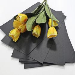 Venta caliente negro Brista exquisito de la junta de papel/cartón/ Millboard Factory Venta