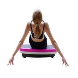 La pérdida de peso y el cuerpo de la escultura y el cuerpo Equipo /Crazy colocar la placa de la vibración de energía masajeador