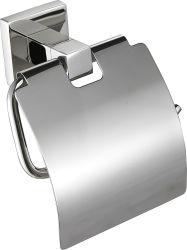 Alise cola ou com parafusos montados, papel higiênico suporte com telefone celular prateleira