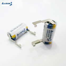 Batería de litio de 6V, 3V, las baterías recargables de 3.6V no cilíndricos y batería de botón CR-P2 CR2450 CR123A ER14250 todos los tipos de sensor de Iot dispositivo remoto m