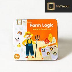 Prägung Metall Zinn Box für Geschenk Spielzeug und Promotion