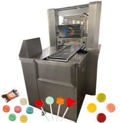 패턴 반자동 하드 캔디 기계 제작 기계 캔디 기계