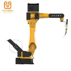 Un alto rendimiento y prácticas de soldadura automática Robot de 6 ejes Rrm