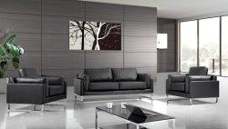 Современные компании из натуральной кожи для отдыха Зал Office диван