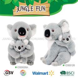 Giocattolo della peluche del Koala degli animali selvatici