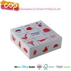 Kundenspezifisches Qualitäts-buntes Papierkasten-Drucken