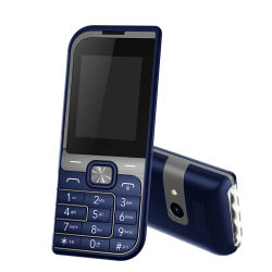 최고의 디자인 3 SIM 카드 기본 전화 저가 모델 3 SIM 카드 기능 전화