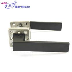 China-Fabrik-Preis-fester Einstiegstür-Griff-Edelstahl-Tür-Marinegriff auf quadratischer Rose