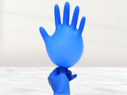 使い捨て手袋ラテックス手袋 PVC ニトリルブタジエンゴム防水外科 プラスチック製フードの薄さを増したワークスタイル