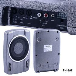 Высокая мощность 8'' активный сабвуфер 220 Вт Car Audio активный сабвуфер