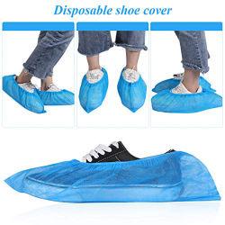 آليّة حذاء تغطية موزّع آليّة حذاء تغطية موزّع حذاء تغطيات آلة آليّة قدم تغطية صندوق إبزيم [ت-شبد] مع 100 [نون-ووفن] حذاء تغطية