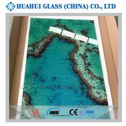 Сoвещания цифровой печати керамические Frit Sgp слоистого стекла за фасадом оболочка