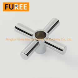 OEM メーカー用ウォーターバルブハンドル、バスルームアクセサリー、亜鉛ダイカスト製品( E コーティング付き)
