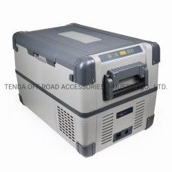 Uso portatile del congelatore 40L del compressore esterno e fuori dalle automobili frigorifero portatile dell'automobile e del frigorifero della strada