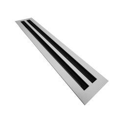 HVAC 알루미늄 공기 확산 조절 가능한 선형 슬롯 디퓨저