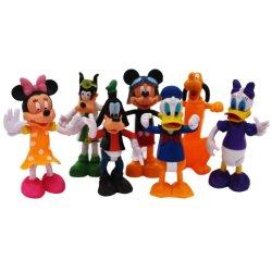 Высокое качество пластика рекламных 3D OEM мультфильм забавных игрушек